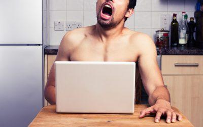 «Jeg elsker å se porno, men min kone hater det»