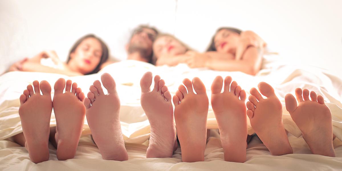 Menn, prestasjonspress og gruppesex