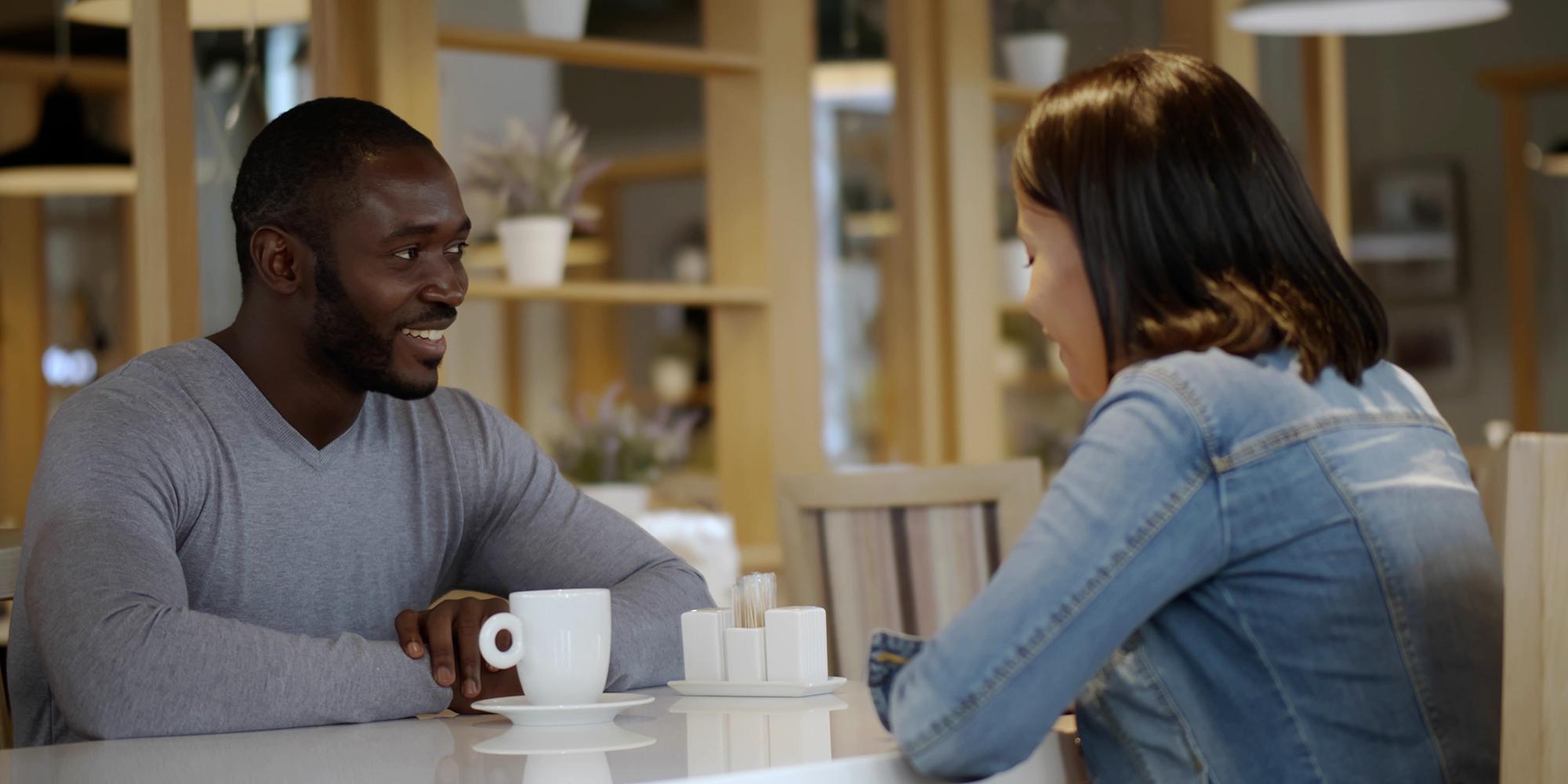 Tips til samtalen på første date